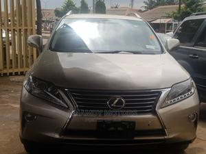 Lexus RX 2013 Gold | Cars for sale in Lagos State, Ipaja