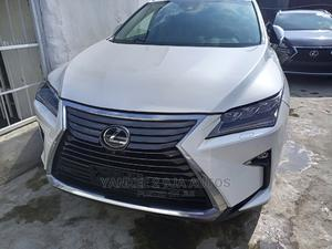 Lexus RX 2018 350L Luxury AWD White   Cars for sale in Lagos State, Ojodu