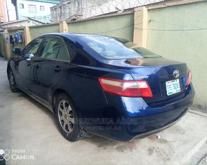 Toyota Camry 2008 2.4 LE Blue   Cars for sale in Lagos State, Oshodi