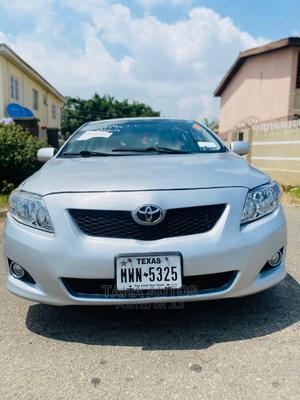 Toyota Corolla 2009 Silver | Cars for sale in Abuja (FCT) State, Maitama