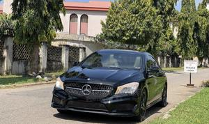 Mercedes-Benz CLA-Class 2014 Black | Cars for sale in Abuja (FCT) State, Jahi