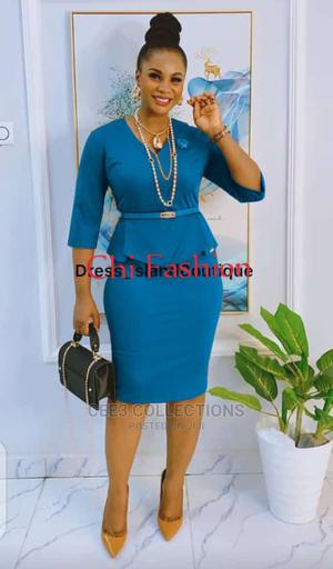 New Quality Female Turkey Gown With Belt | Clothing for sale in Lagos State, Ikeja