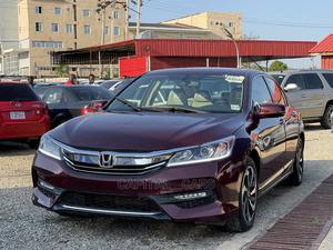 Honda Accord 2016 Red | Cars for sale in Abuja (FCT) State, Mabushi