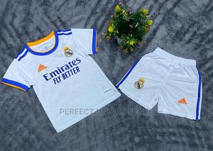 Real Madrid Jersey for Children | Clothing for sale in Lagos State, Lagos Island (Eko)