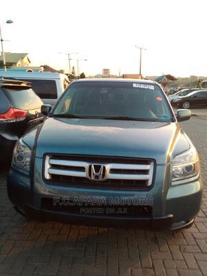 Honda Pilot 2008 EX 4x4 (3.5L 6cyl 5A) Blue | Cars for sale in Lagos State, Ojodu