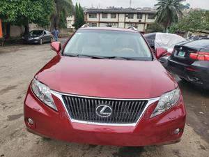 Lexus RX 2011 350 Red   Cars for sale in Lagos State, Ikeja