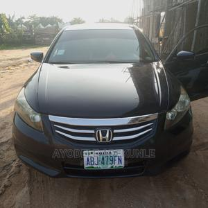 Honda Accord 2008 2.0 Comfort Automatic Black | Cars for sale in Abuja (FCT) State, Zuba