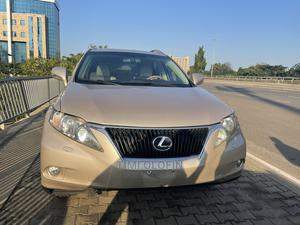 Lexus RX 2011 350 Gold   Cars for sale in Abuja (FCT) State, Central Business District