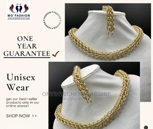 Unique Choker And Bracelet For Both Male And Female | Jewelry for sale in Lagos State, Ojo