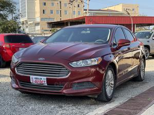 Ford Fusion 2015 Red | Cars for sale in Abuja (FCT) State, Mabushi