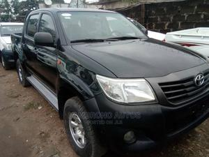 Toyota Hilux 2014 Black | Cars for sale in Lagos State, Ogba