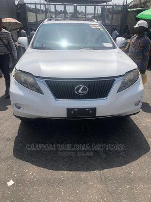 Lexus RX 2011 350 White | Cars for sale in Lagos State, Alimosho