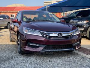 Honda Accord 2017 Red   Cars for sale in Abuja (FCT) State, Jahi