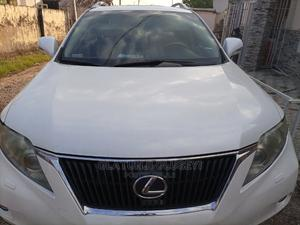 Lexus RX 2010 350 White | Cars for sale in Abuja (FCT) State, Lugbe District
