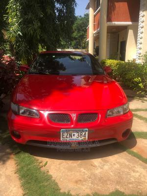 Pontiac Grand Prix 2000 GTP Sedan Red | Cars for sale in Kaduna State, Kaduna / Kaduna State
