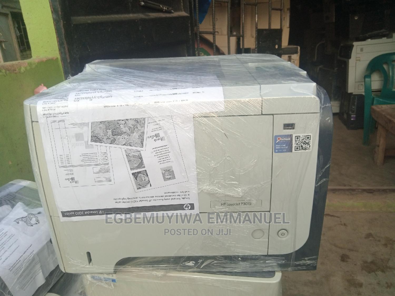 HP Laserjet Printer 3015 Black And White