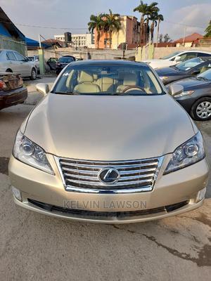 Lexus ES 2011 350 Gold   Cars for sale in Lagos State, Ikeja