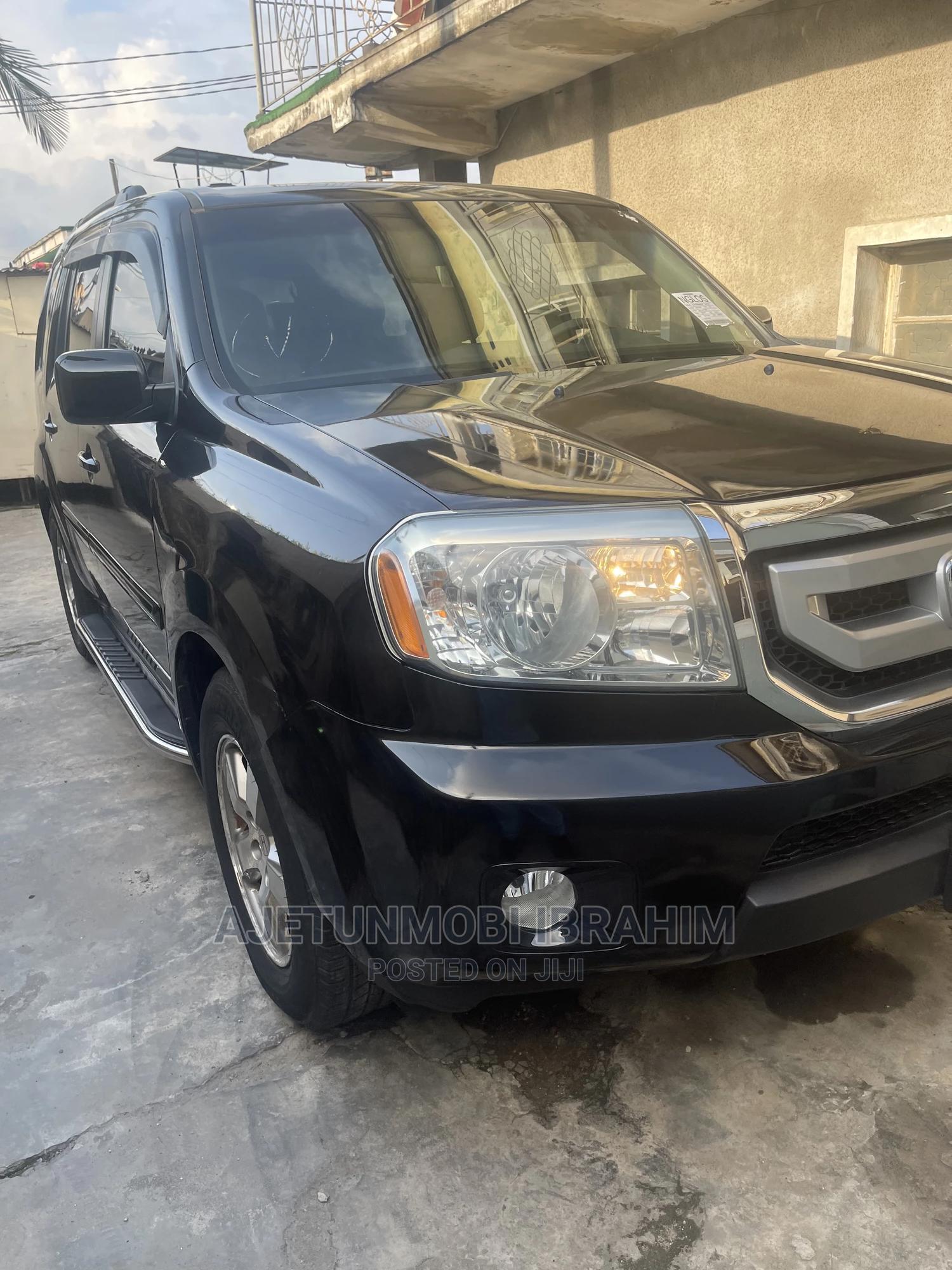 Honda Pilot 2010 Black | Cars for sale in Surulere, Lagos State, Nigeria