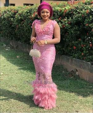 Sequence Lace and Full India Geroge   Wedding Wear & Accessories for sale in Lagos State, Surulere