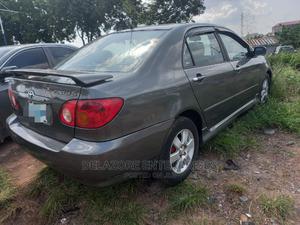 Toyota Corolla 2003 Sedan Automatic Gray   Cars for sale in Kwara State, Ilorin South