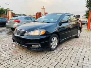 Toyota Corolla 2007 Black   Cars for sale in Lagos State, Magodo