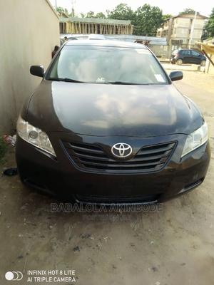 Toyota Camry 2007 Black | Cars for sale in Lagos State, Ogba