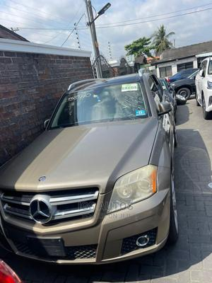 Mercedes-Benz GLK-Class 2010 350 4MATIC Gold   Cars for sale in Lagos State, Surulere