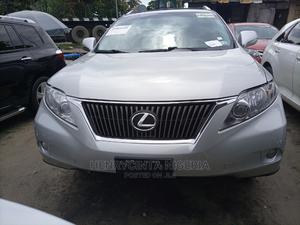 Lexus RX 2011 350 Silver   Cars for sale in Lagos State, Amuwo-Odofin