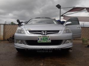 Honda Accord 2004 Sedan EX Silver | Cars for sale in Lagos State, Amuwo-Odofin