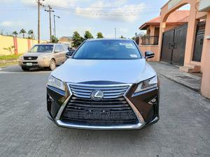 Lexus RX 2018 350L FWD Black | Cars for sale in Lagos State, Ikeja