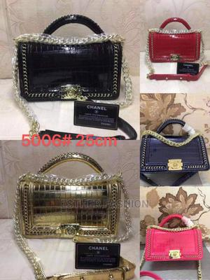 Female Quality Genuine Leather Handbag   Bags for sale in Lagos State, Ikeja