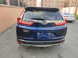Honda CR-V 2019 LX AWD Blue | Cars for sale in Lagos State, Ikeja