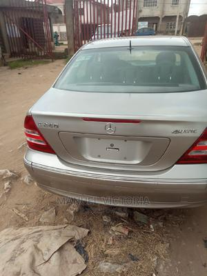 Mercedes-Benz C240 2005 Silver   Cars for sale in Lagos State, Ejigbo