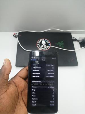 Apple iPhone 7 Plus 128 GB Black | Mobile Phones for sale in Lagos State, Surulere