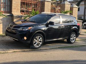 Toyota RAV4 2015 Black | Cars for sale in Abuja (FCT) State, Garki 2