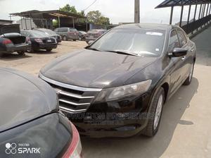 Honda Accord Crosstour 2010 EX-L AWD Black | Cars for sale in Lagos State, Kosofe
