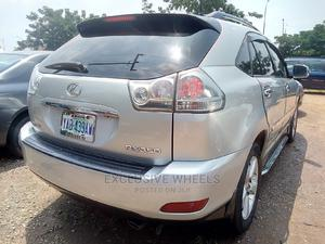 Lexus RX 2004 300 4WD Silver | Cars for sale in Abuja (FCT) State, Katampe