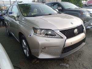 Lexus RX 2011 350 Gold   Cars for sale in Lagos State, Apapa