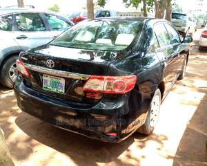 Toyota Corolla 2013 Black | Cars for sale in Abuja (FCT) State, Lokogoma