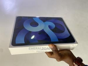 New Apple iPad Air (2020) Wi-Fi 256 GB Blue   Tablets for sale in Lagos State, Ikeja