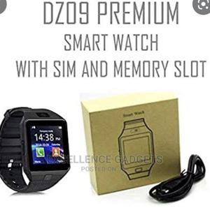 Dz09 Bluetooth Smart Watch | Smart Watches & Trackers for sale in Lagos State, Ikeja