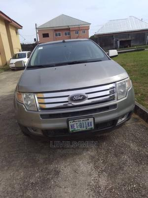 Ford Edge 2009 Silver | Cars for sale in Rivers State, Port-Harcourt