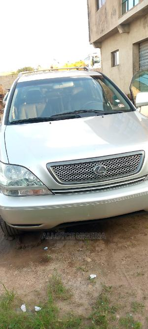 Lexus RX 2001 300 Silver   Cars for sale in Oyo State, Ibadan