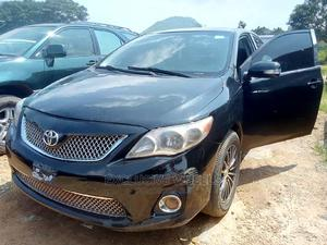 Toyota Corolla 2012 Black | Cars for sale in Abuja (FCT) State, Katampe