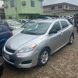 Toyota Matrix 2010 Silver   Cars for sale in Lagos State, Agege