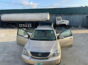 Lexus RX 2008 350 Gold | Cars for sale in Lagos State, Surulere