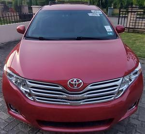 Toyota Venza 2010 Red   Cars for sale in Lagos State, Lekki