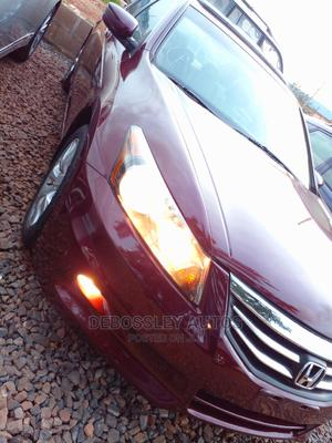 Honda Accord 2009 Red | Cars for sale in Oyo State, Ibadan
