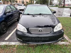Toyota Corolla 2005 LE Black | Cars for sale in Lagos State, Amuwo-Odofin