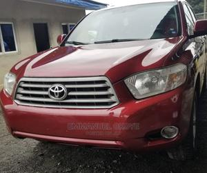 Toyota Highlander 2010 Red | Cars for sale in Rivers State, Port-Harcourt